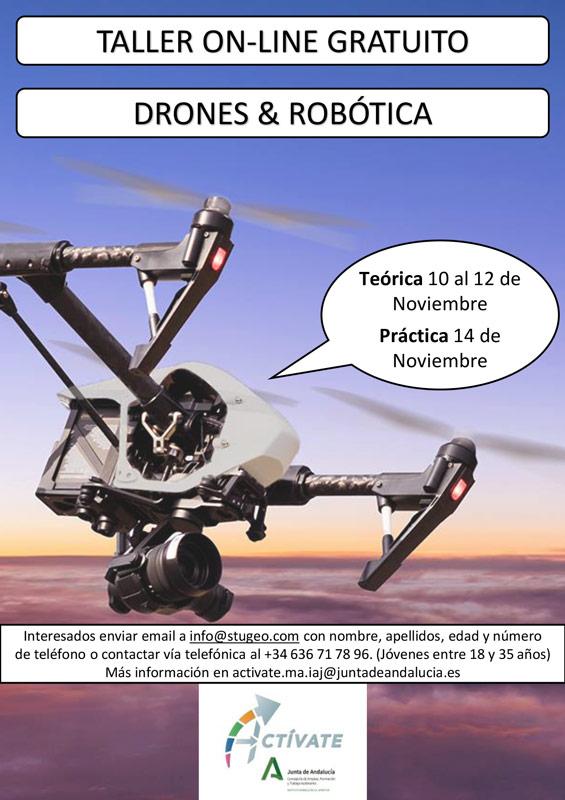 curso-online-drone-robotica-yunquera-gratuito