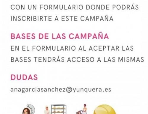 Formulario: Campaña de promoción de los negocios locales