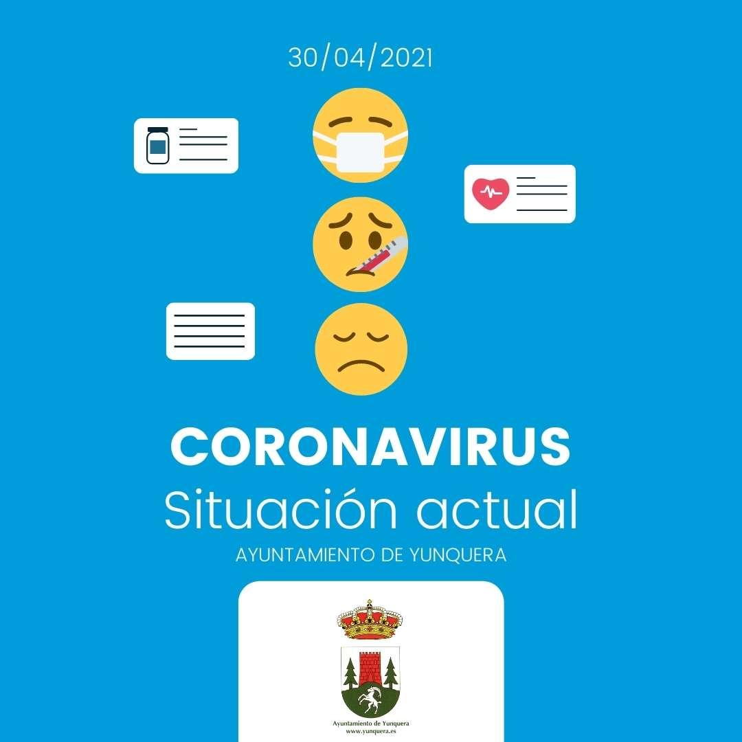 Yunquera sufre los efectos de la cuarta ola originada por el coronavirus.