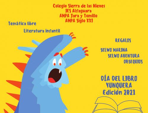 Yunquera celebra el día del libro con un Concurso de Cuentos Infantiles