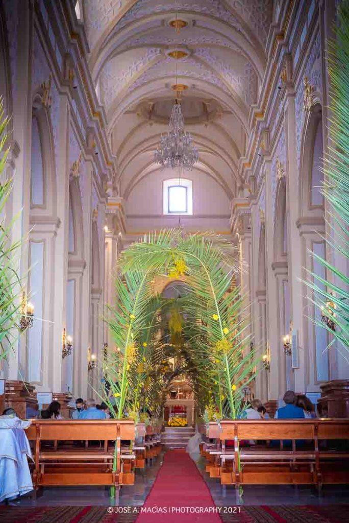 Corpus Christi Yunquera - Iglesia Nuestra Señora de la Encarnación