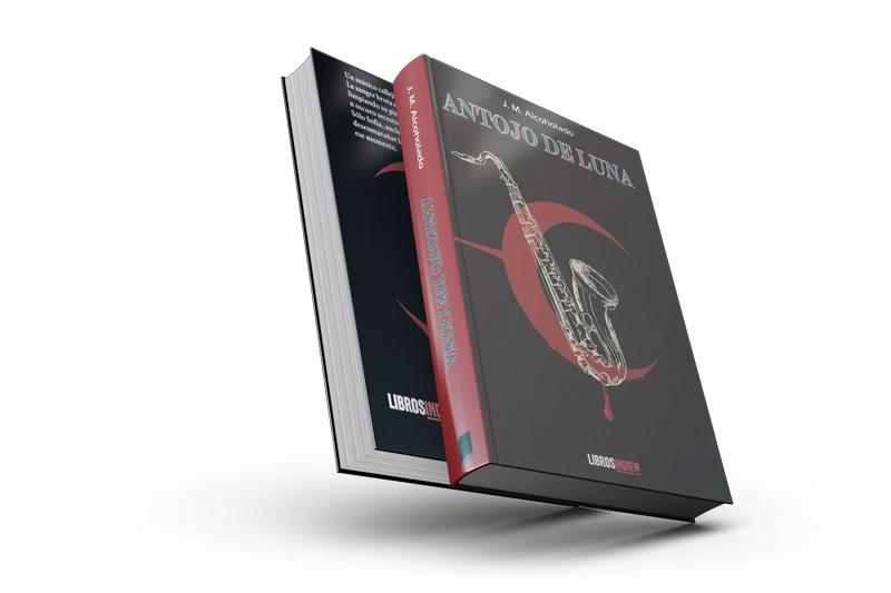 Nuevos ejemplares - Antojo de Luna un libro de José María Alcoholado