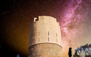 Dos estudiantes de astronomía descubren un nuevo asteroide en Yunquera, Málaga